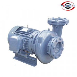 Máy bơm nước ly tâm Teco đầu gang 30HP HVP3200-122 40