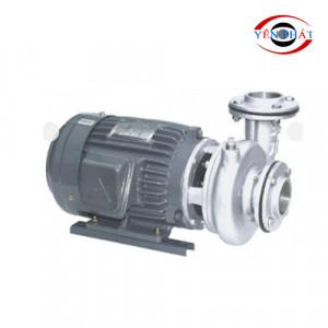 Máy bơm nước ly tâm Teco đầu inox 30HP HVS3100-122 205
