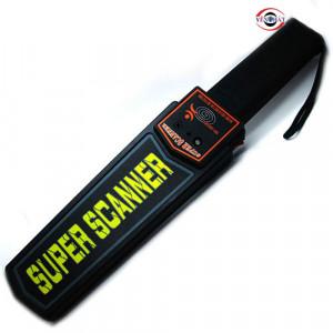 Máy dò kim loại cầm tay Super Scanner MD3003