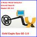 Máy dò kim loại dưới lòng đất Gold Metal Detector GE-2.0
