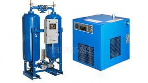 Tìm hiểu về máy sấy khí mini, cấu tạo, nguyên lý làm việc