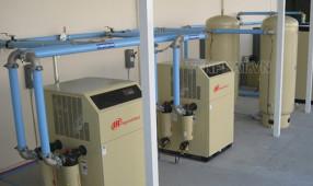 Hướng dẫn lắp đặt máy sấy khí chuẩn nhất cho người sử dụng