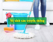 Cách xử lý sàn nhà bị rít hiệu quả nhất