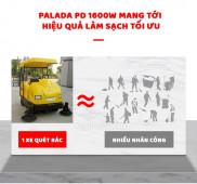 Đánh giá xe quét rác Palada - giải pháp vệ sinh vượt trội