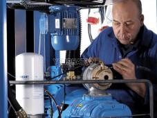 NÊN hay KHÔNG NÊN chọn mua máy nén khí 5HP cũ để sử dụng