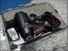 Giá hộp chống ẩm máy ảnh có đắt không?