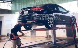 Địa chỉ rửa xe Kiên Giang uy tín chất lượng