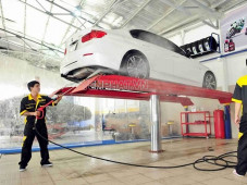 Các địa điểm rửa xe Kon Tum chuyên nghiệp