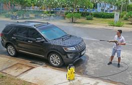 Máy rửa xe Sơn Tây - Địa chỉ mua máy chính hãng