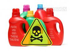 Bất ngờ trước tác hại của nước lau sàn nhà mà bạn phải biết