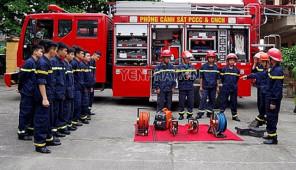 Hướng dẫn quy trình bảo dưỡng xe chữa cháy hiệu quả