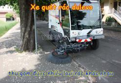Đánh giá chi tiết Xe quét đường Dulevo. Top 4 xe quét rác Dulevo hàng đầu hiện nay