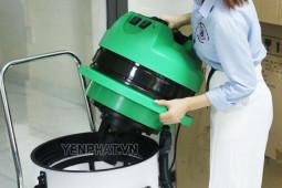 Hướng dẫn lắp ráp máy hút bụi công nghiệp đúng chuẩn và an toàn nhất