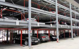 Mô hình bãi đỗ xe nhiều tầng và những lợi ích không ngờ