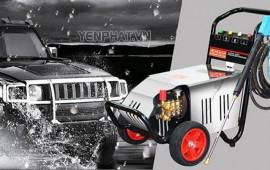 Báo giá máy rửa xe cao áp 3 pha hiện trên thị trường hiện nay