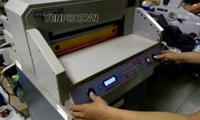Máy xén giấy văn phòng là gì? Các loại máy bán chạy hiện nay?