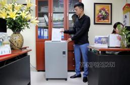 Nên mua máy huỷ tài liệu loại nào? Top máy bán chạy nhất hiện nay