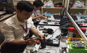 Sửa chữa bộ đàm tại Hà Nội những lỗi nên sửa tại nhà và trung tâm