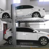 Cầu nâng đỗ xe - Giải pháp đỗ xe hiện đại