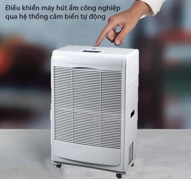 các sử dụng máy hút ẩm công nghiệp
