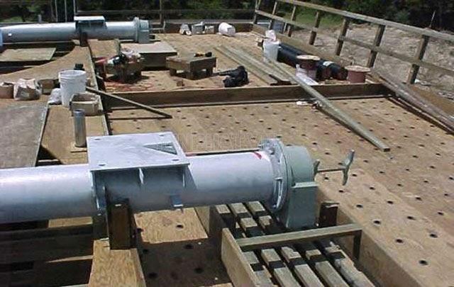 khay phân nước tháp giải nhiệt TSM