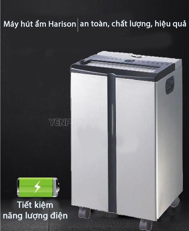 máy hút ẩm Harison tiết kiệm điện