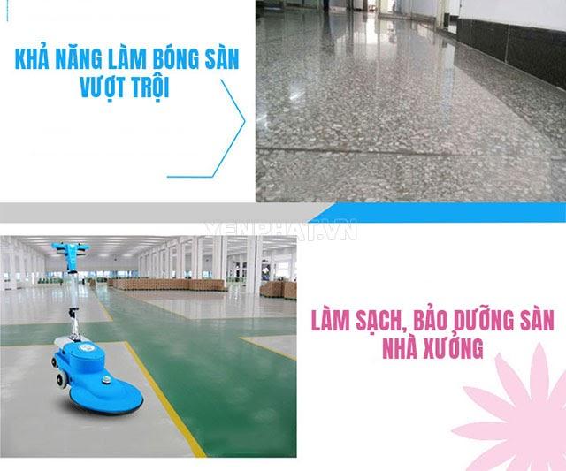 máy đánh bóng sàn nhà