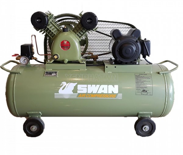 máy nén khí mini swan