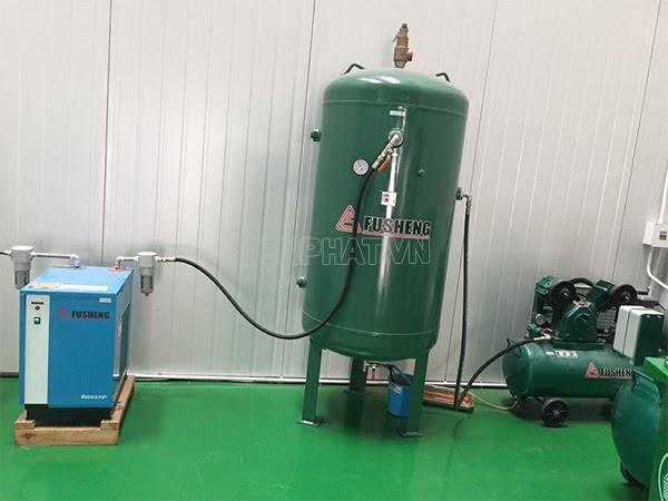 lắp đặt máy nén khí piston