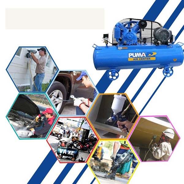 ứng dụng máy nén khí piston
