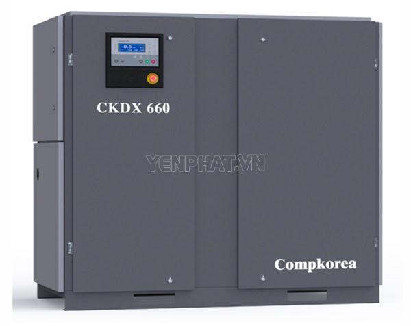 máy nén khí CKDX 660 Plus