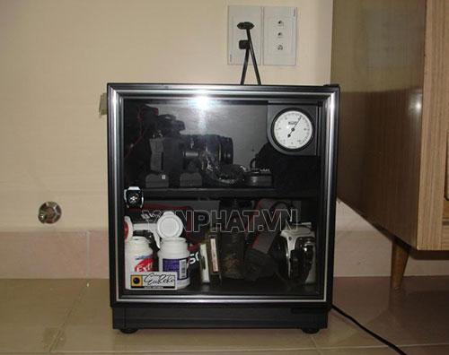 Lựa chọn nơi đặt tủ an toàn cho tủ chống ẩm cho máy ảnh