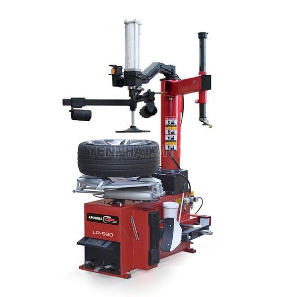 cấu tạo máy ra vào lốp xe