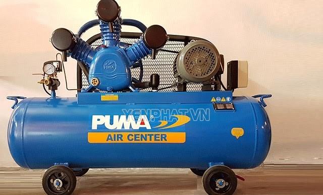 Máy nén khí giúp làm khô xe sau khi rửa