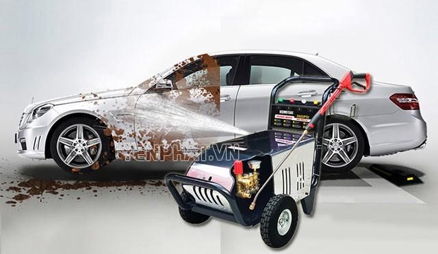 Máy rửa xe là thiết bị quan trọng và cần thiết