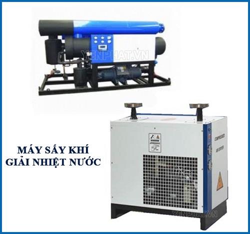 Máy sấy khí giải nhiệt nước