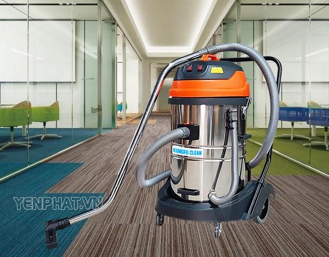 Giá máy hút bụi công nghiệp Kungfu Clean