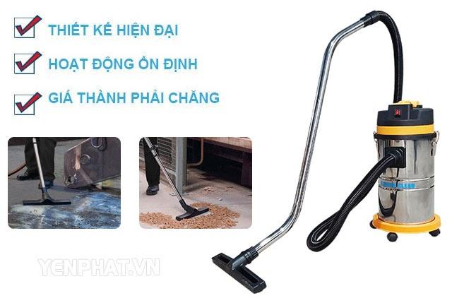 Máy hút bụi nhà máy Kungfu Clean