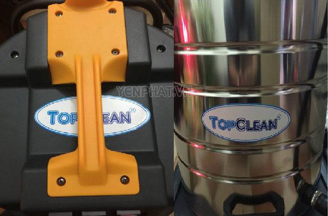 Máy hút bụi công nghiệp nhà xưởng TopClean