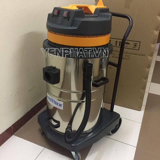 Giá máy hút bụi công nghiệp Clean Tech