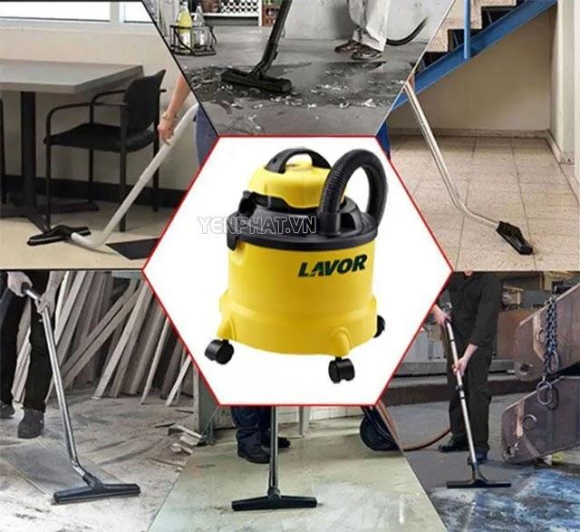 Giá máy hút bụi công nghiệp Lavor
