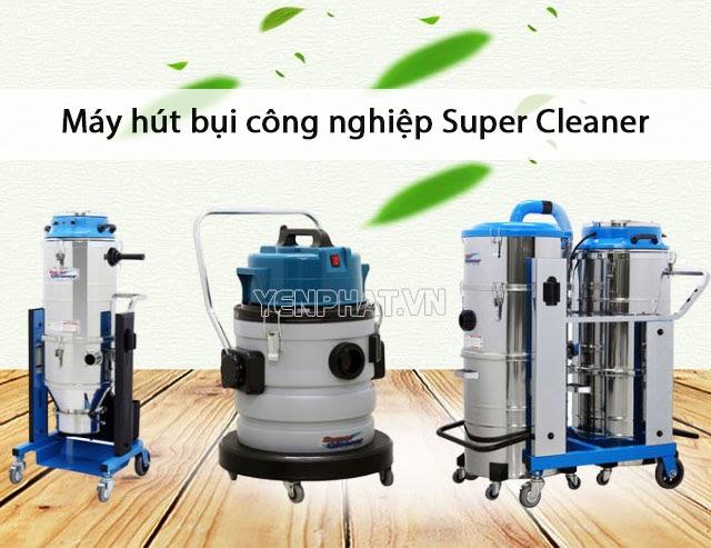Máy hút bụi công suất lớn Super Cleaner