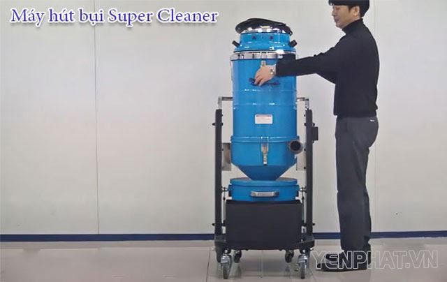 Máy hút bụi nhà xưởng Super Cleaner