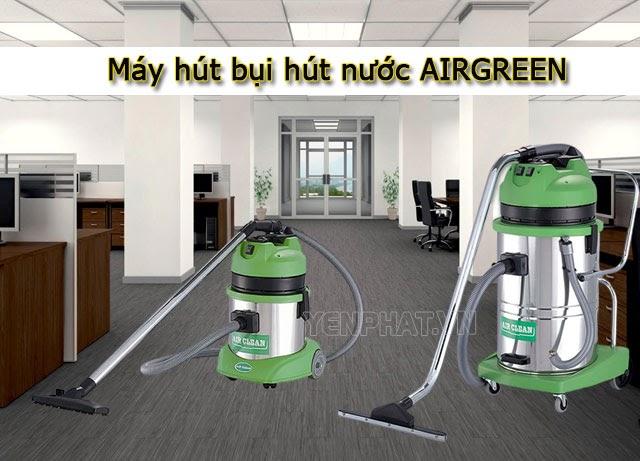 Giá máy hút bụi công nghiệp Airgreen