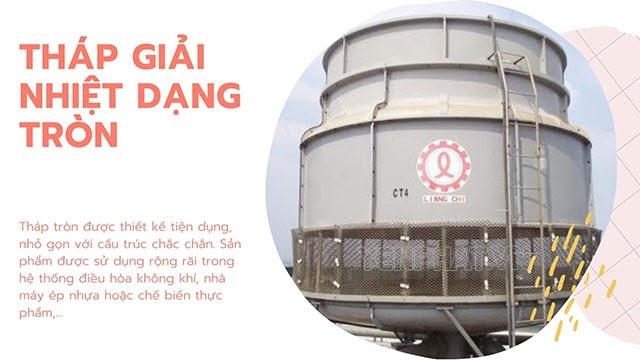 tháp giải nhiệt nước Liang chi