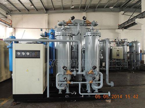 Máy được ứng dụng trong nhiều dây chuyền sản xuất công nghiệp hiện nay