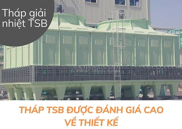 tháp giải nhiệt nước TSB