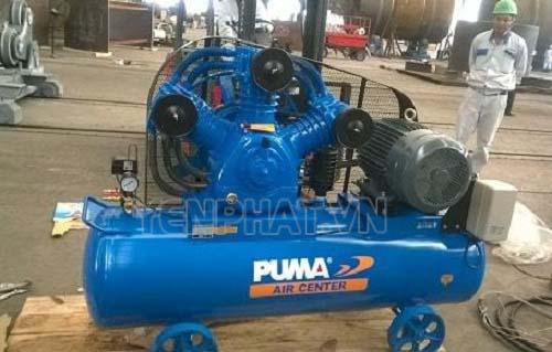 Máy nén không khí Puma tiện dụng khi dùng