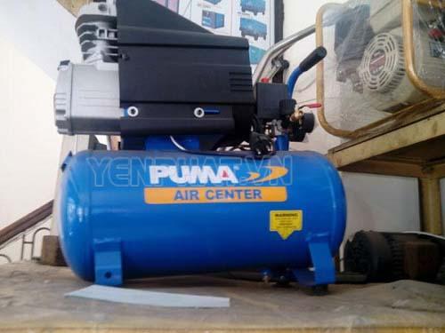Cấu tạo máy nén khí Puma có đầy đủ chi tiết