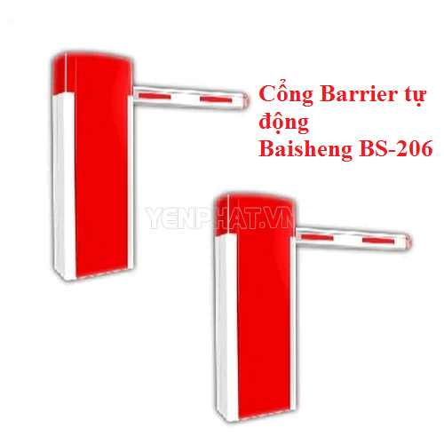 Barrier Baisheng BS-206